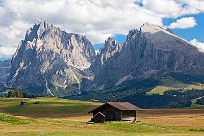 Bergkette in Österreich - p4880496 von Bias