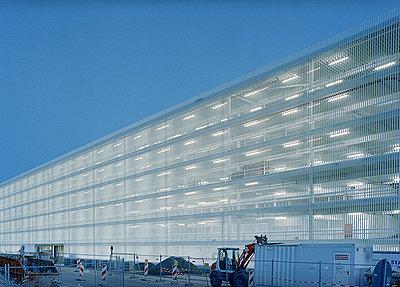 Neubau der Hamburger Messe - p6060095 von Iris Friedrich