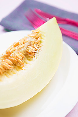 Honeydew melon - p1149m1146846 by Yvonne Röder