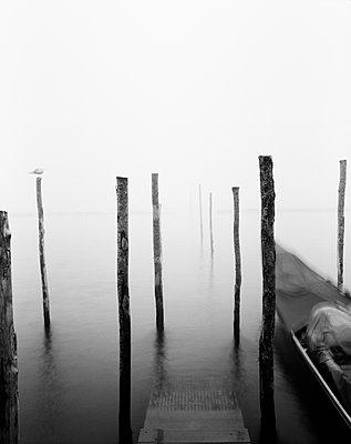 Kanal in Venedig - p1493m1585680 von Alexander Mertsch