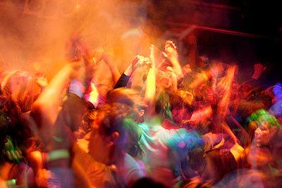 Party in einem Club  - p2280401 von photocake.de