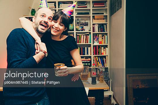 Party - p904m987445 von Stefanie Päffgen