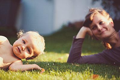 Wie Mutter, so der Sohn - p1388m1468018 von Julia Unkel