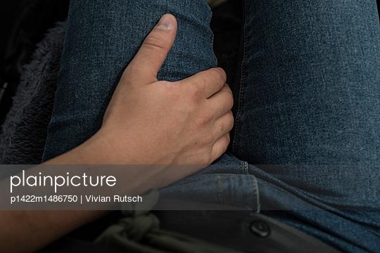 Intime Berührung - p1422m1486750 von Vivian Rutsch