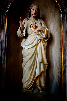 Jesus Christ - p1105m2291258 by Virginie Plauchut