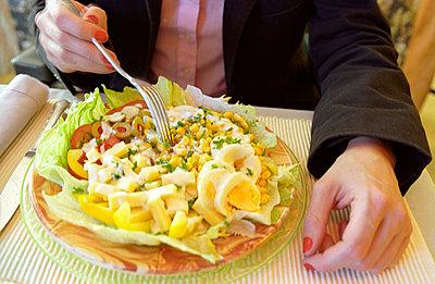 Salat - p1650059 von Andrea Schoenrock