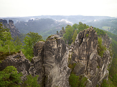 The Elbe Sandstone Mountains - p9260033 by C. Müller