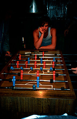 Table football - p0450041 by Jasmin Sander