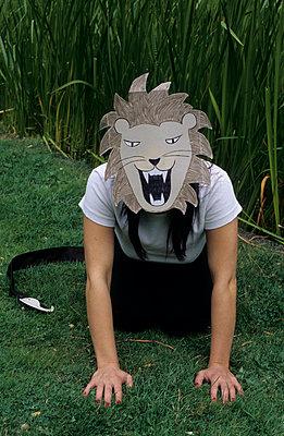 Löwe entlaufen - p2140469 von hasengold