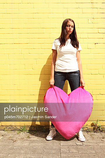Single - p045m702712 von Jasmin Sander