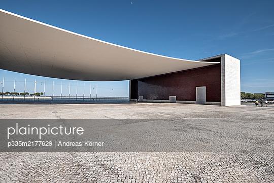 Portugal, Lisbon,  Portuguese Pavilion of the Expo - p335m2177629 by Andreas Körner