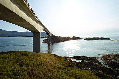 Norwegen Straße I - p1217m1170177 von Andreas Koslowski
