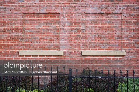Zugemauert - p1057m982849 von Stephen Shepherd