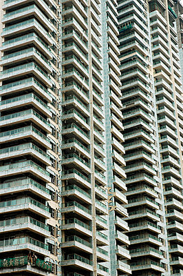 High rise - p2280228 by photocake.de