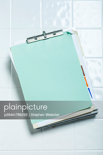 Clipboard - p394m788292 by Stephen Webster