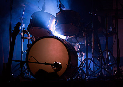 Drum set - p228m902395 by photocake.de