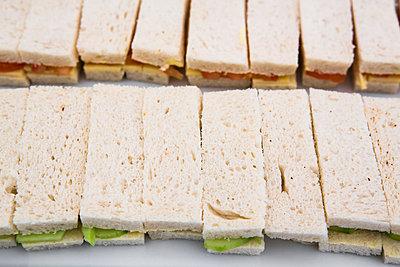 Sandwiches - p1057m916761 von Stephen Shepherd