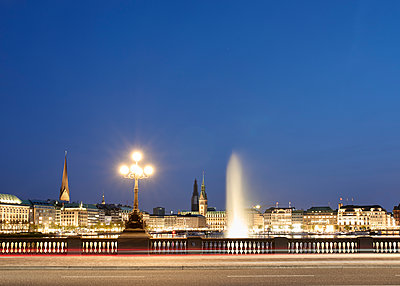 Hamburg City Hall - p1124m1149990 by Willing-Holtz