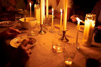 Candlelight dinner - p5840898 by ballyscanlon