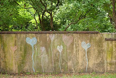 Hearts - p403m816750 by Helge Sauber