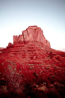 Monument Valley - p4450598 von Marie Docher