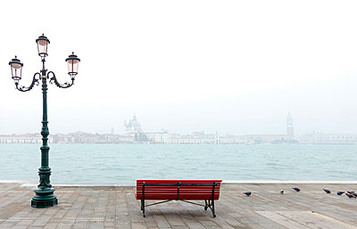View from the Island of Guidecca on San Marco, Venice, Veneto, Italy. - p651m2033703 by Peter Fischer