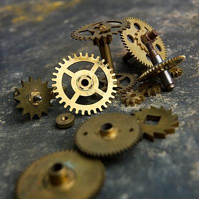 Gear Wheels I - p813m767388 by B.Jaubert