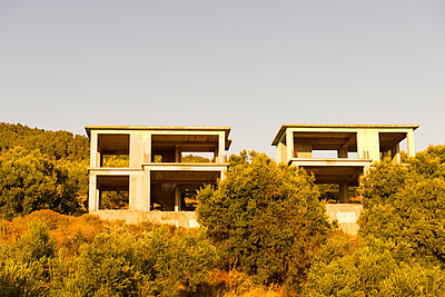 Unfinished building - p383m1043227 by visual2020vision