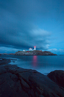 Cape Neddick 'Nubble' Light - p3300434 von Harald Braun