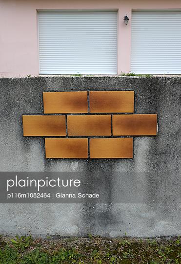 Häuslebau - p116m1082464 von Gianna Schade