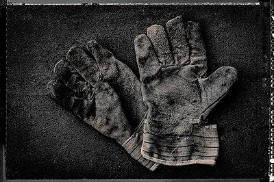 Arbeiterhandschuhe - p1088m1039876 von Martin Benner