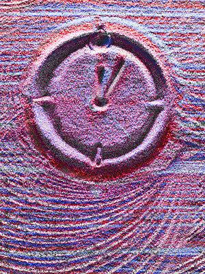 Five past twelve - p676m2263911 by Rupert Warren