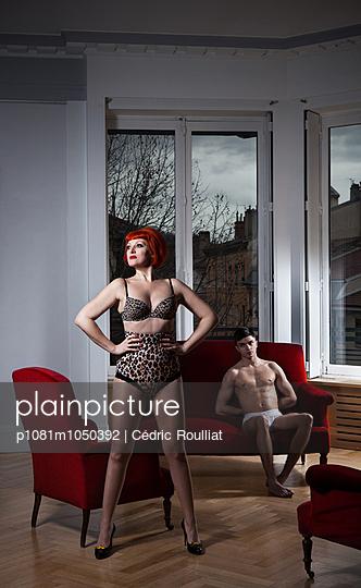 Streng - p1081m1050392 von Cédric Roulliat