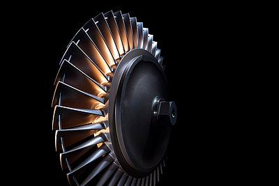Turbinenrad - p1370m1445417 von Uwe Reicherter