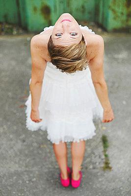 Bride - p1167m1004320 by Maria Schiffer