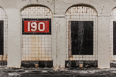 Subway station - p1280m1149905 by Dave Wall