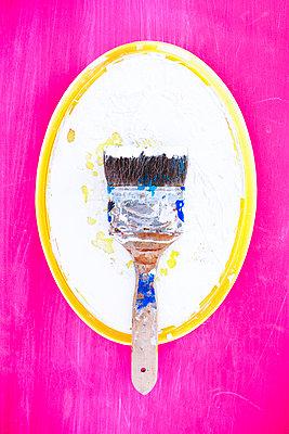 Paintbrush - p1149m2187989 by Yvonne Röder