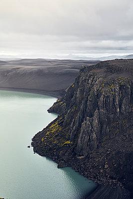 Blick auf den Porisvatn See - p1305m1190671 von Hammerbacher