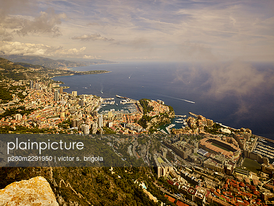 Monaco - p280m2291950 by victor s. brigola