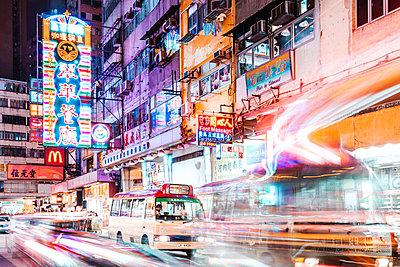 Hongkong - p416m1498127 von Jörg Dickmann Photography