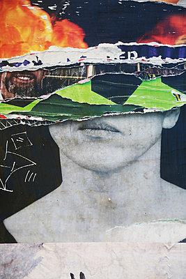 Street art - p277m2064707 von Dieter Reichelt