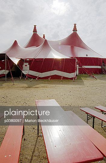 Circus - p3380097 by Marion Beckhäuser