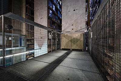 High rack warehouse - p300m2059882 by Daniel Ingold