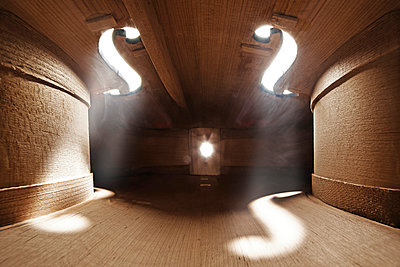 Innenleben, Geige - p851m865065 von Lohfink