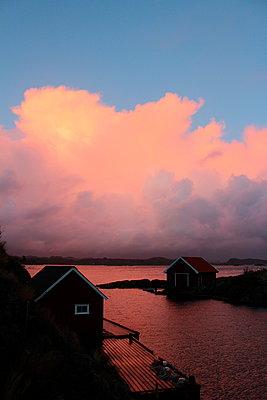 Norwegen - p095m1005399 von Tina Klietz