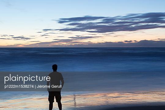 Sonnenuntergang - p1222m1538274 von Jérome Gerull