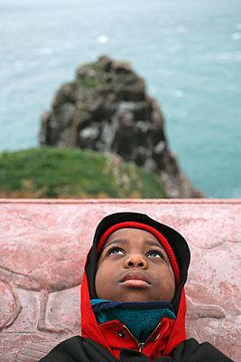 Contemplating the Sky - p1307m1497326 by Agnès Deschamps