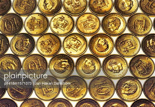 Goldmünzen - p1418m1571373 von Jan Håkan Dahlström