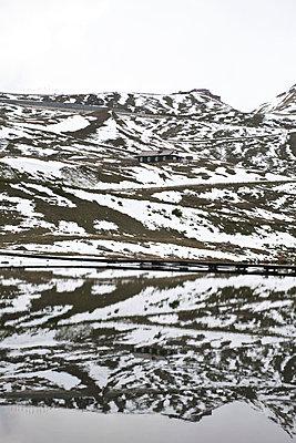 Kälteeinbruch in den Alpen - p533m1540257 von Böhm Monika