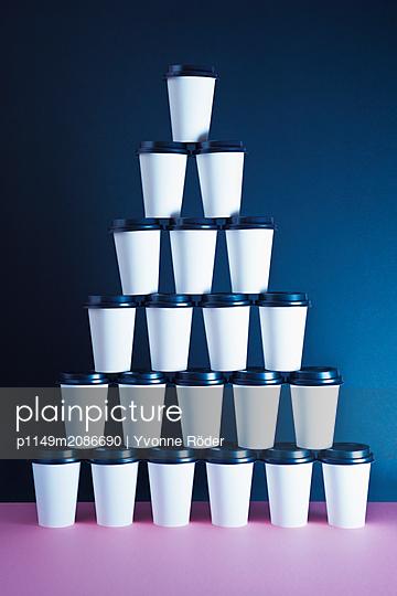 Kaffeebecher - p1149m2086690 von Yvonne Röder